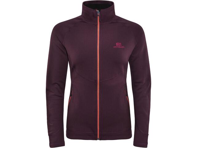 Elevenate W's Arpette Jacket Aubergine